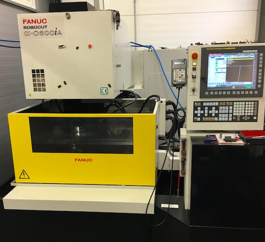 EDM CNC Machines (5) – R&D Mold Machining