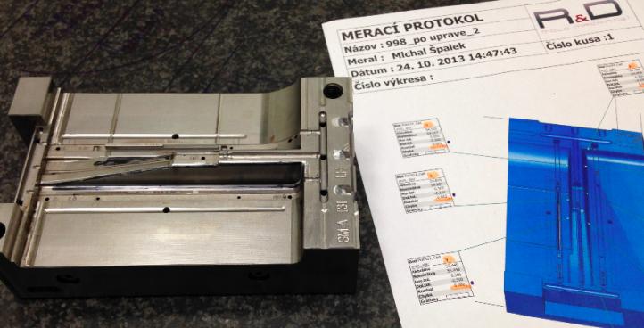 R&D Mold Machining – Development | Tooling | Jigs | Protypes